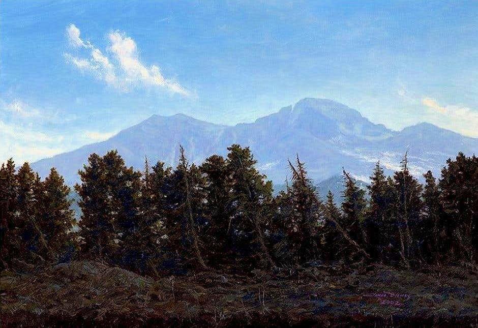 The View from Lumpy Ridge