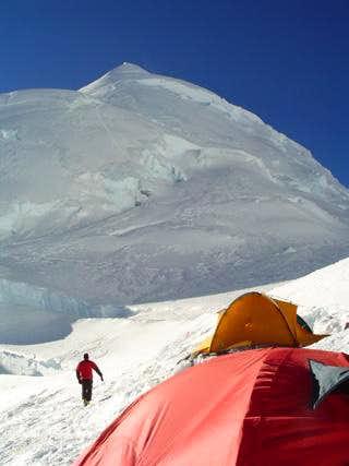 Camp 2, 6000 m