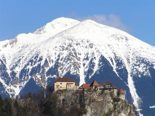 Stol (from Bled)