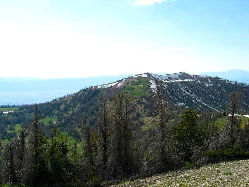 North Tent Peak