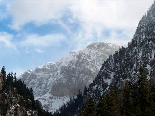 Kokodhiaris peak