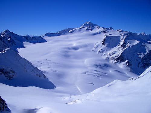 Wildspitze 3770m