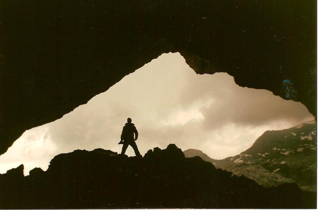 Casteret cave