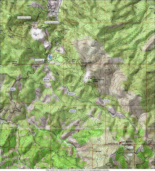 San Benito Area