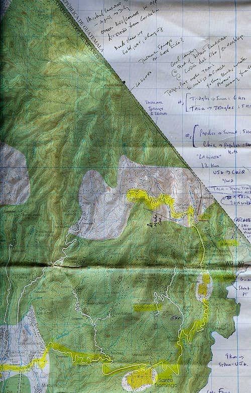 INEGI Map - Macro View