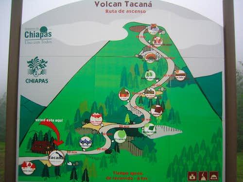 Idealized View of Ruta del Ascenso
