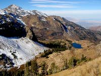 Twin Peaks & Lake Blanche