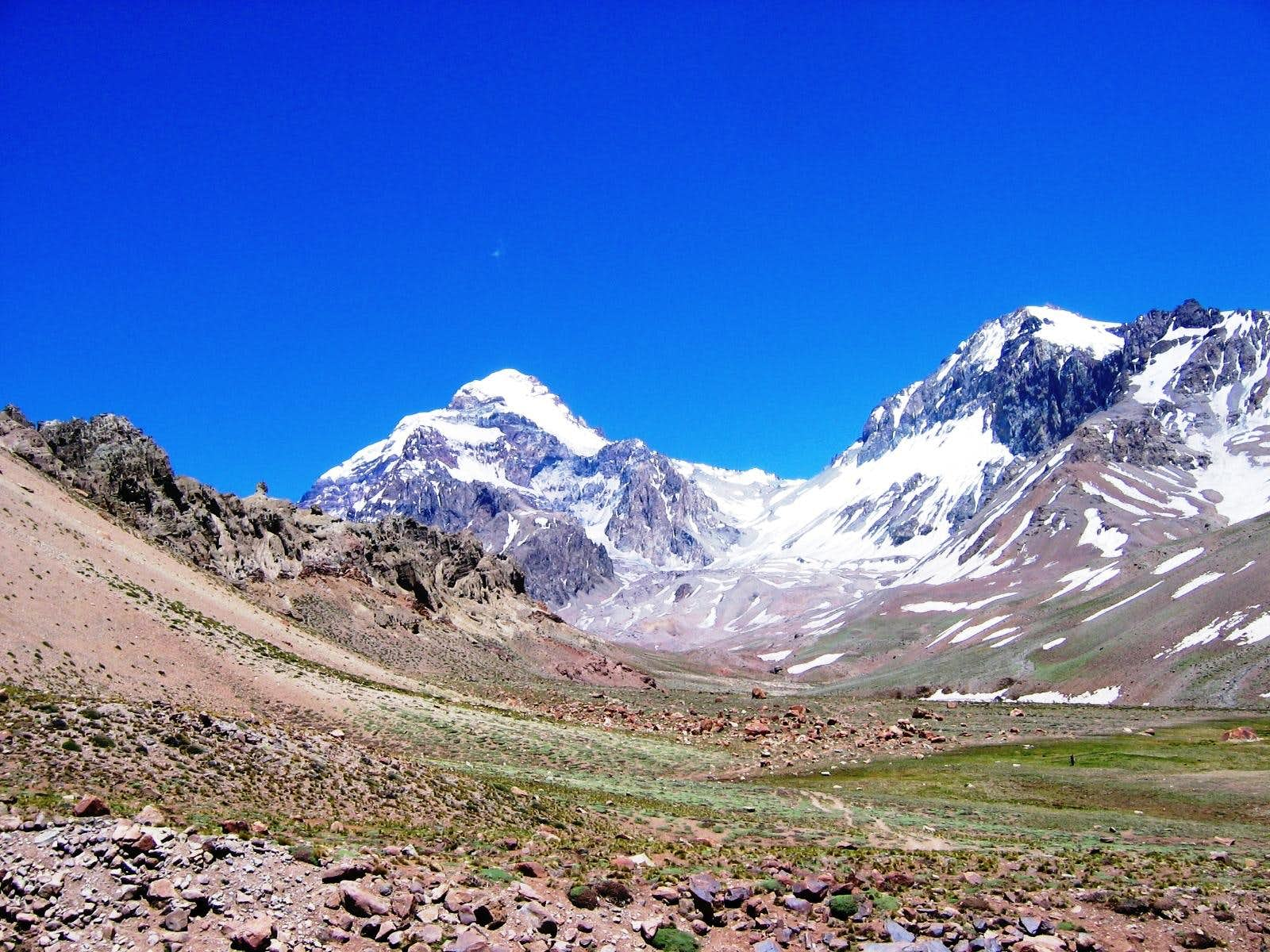 Aconcagua Expedition Planning Information - Polish Routes