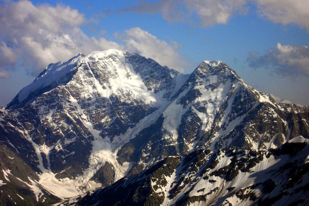 Caucasus / Donguz Orun  4468 m