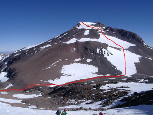 Ice Route