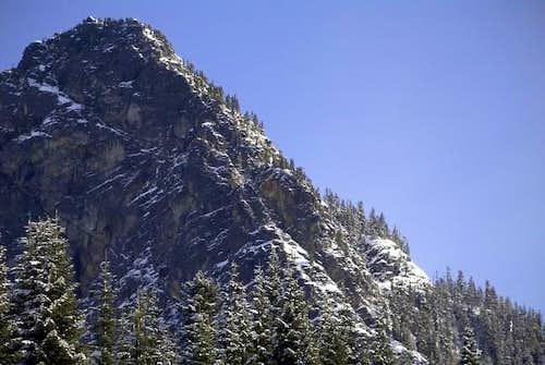 Guye peak 3-1-03