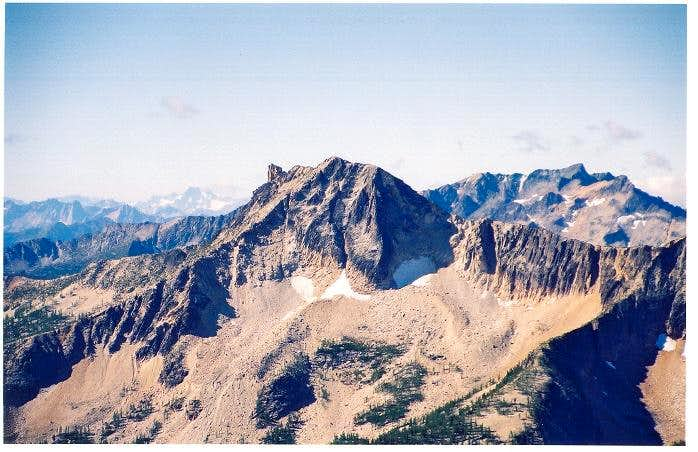 Lake Mountain as seen from...