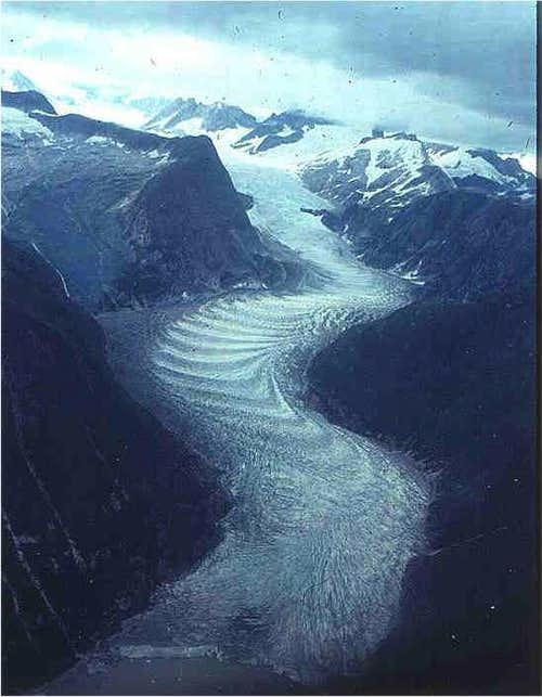 East Twin Glacier