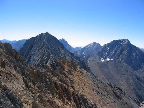 Idaho's Highest Peaks - Interactive Map