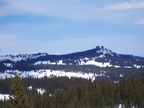 Rabbit Ears Peak