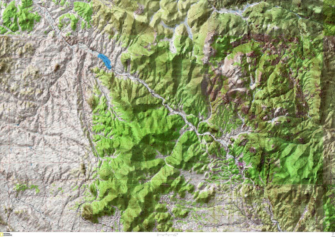 Lost Creek Wilderness Climbing Hiking Mountaineering SummitPost - Colorado topo maps