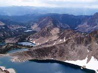 Boulder Chain Lakes