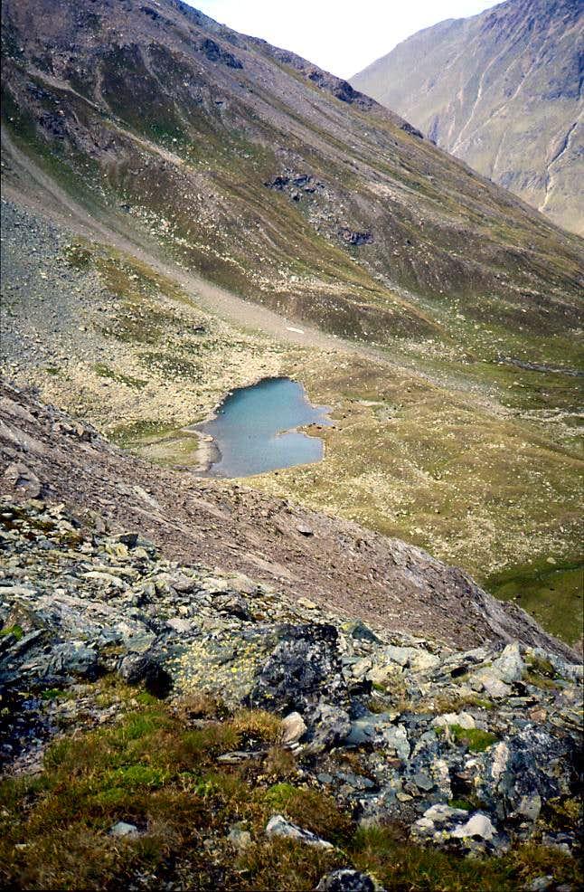 Money lake (Vallone di Grauson)