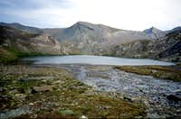 Lago di Testa (vallone di Grauson)