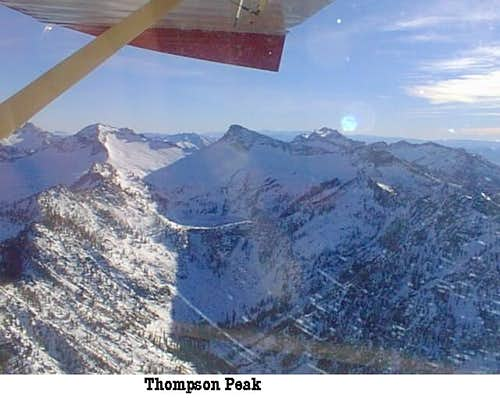 Thompson Peak - 9,002 ft.