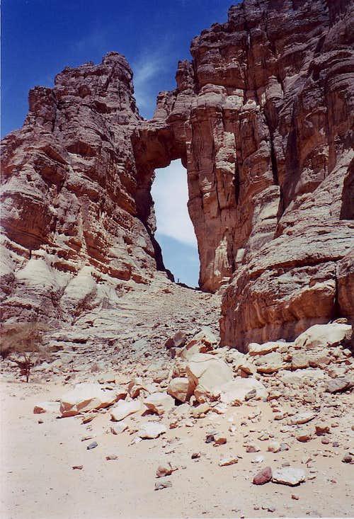 Saharan Mountains II