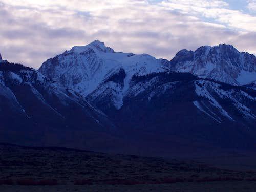 Cardinal Mountain