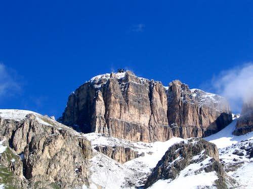 Sass Pordoi(2950m)