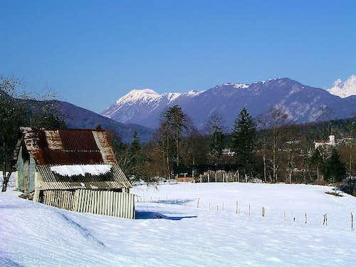 Kobariski Stol - Gran Monte