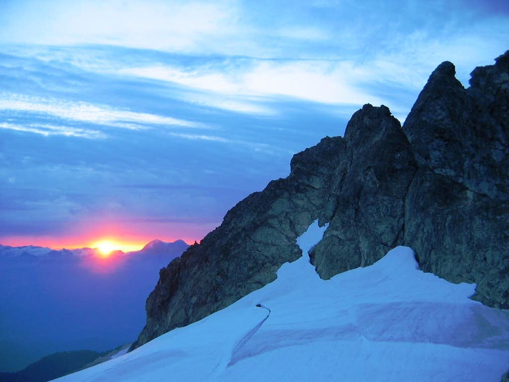 Serratus Mountain