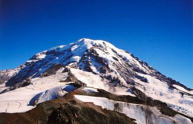 Mt. Rainier as seen from...