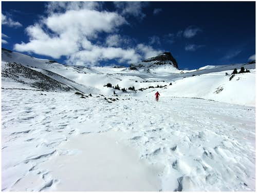 Uncompahgre Peak  Winter/Spring Photos