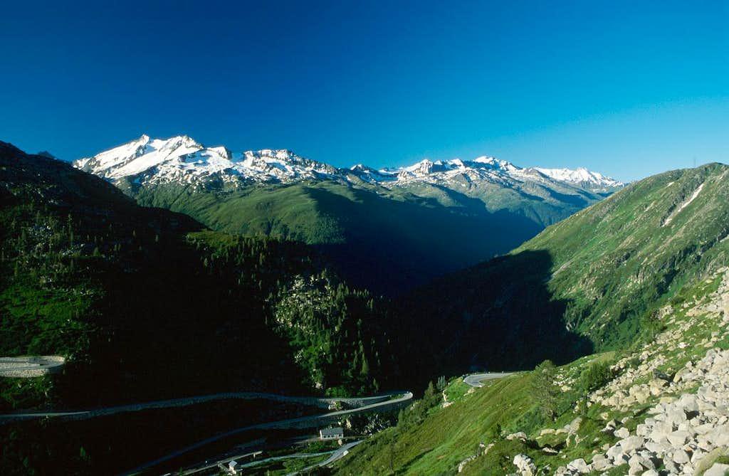 Rotondo group, Rhône valley