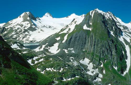 .North west Lepontine Alps