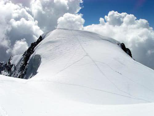 Piramide Vincent - mt.4215/Monte Rosa / Italia (09/2005)