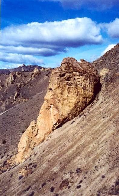 Koala Rock from summit of...