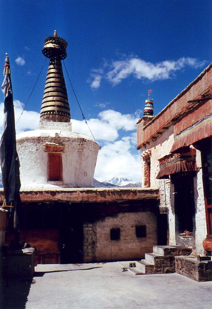 Buddhism in Ladakh