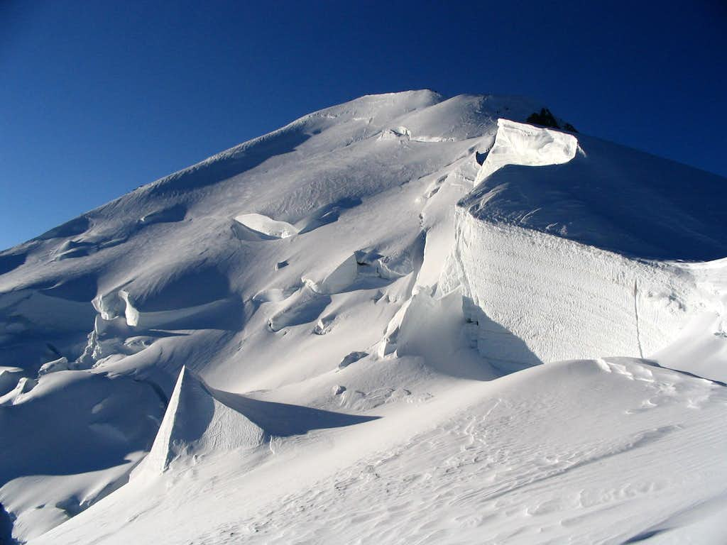 Another view of summit of Monte Bianco.7/2005