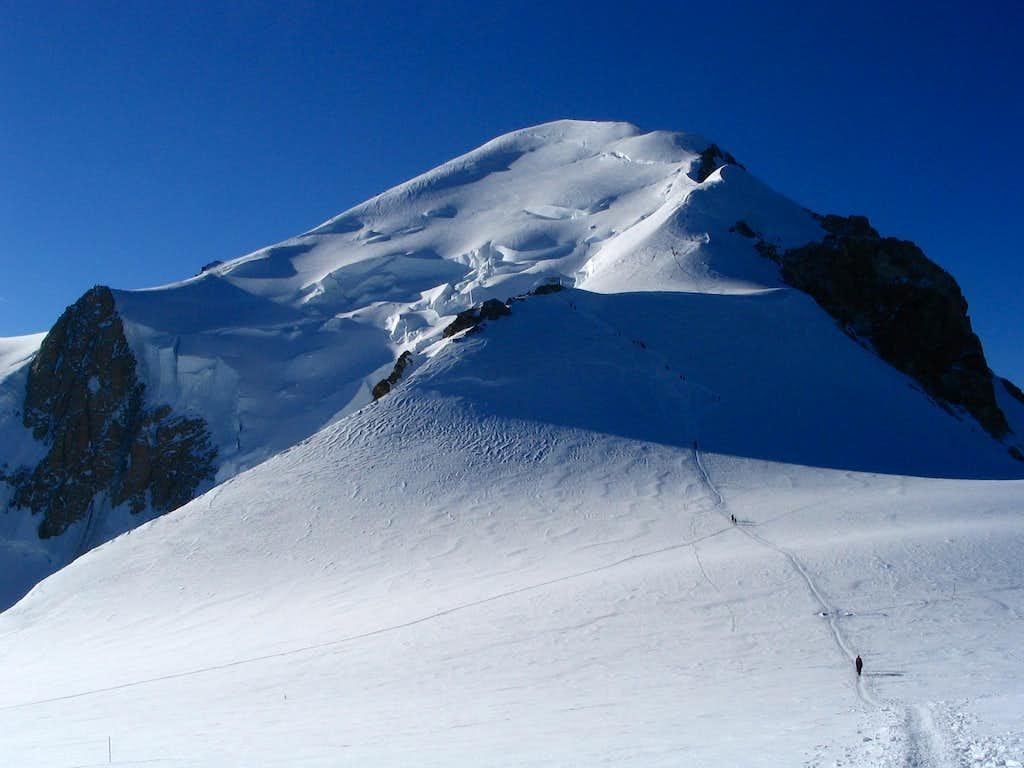 Monte Bianco(4810m),7/2005