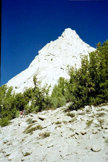 Cathedral Peak's SE Buttress-...
