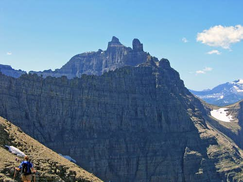 Iceberg Peak, Goat Trail