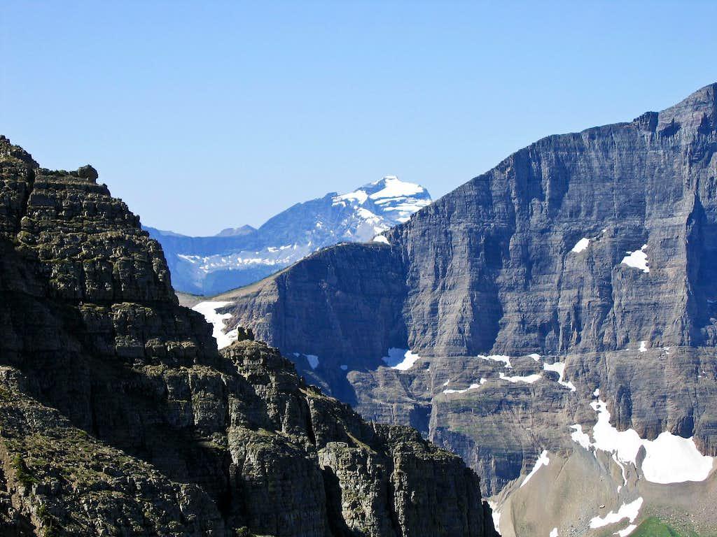 Longfellow Peak, through Ahern Pass