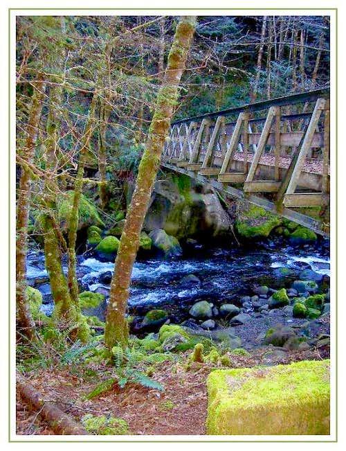 Herman Creek Bridge