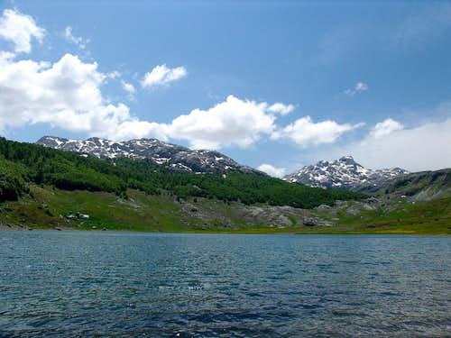 Rikavac lake (Rikavacko jezero)