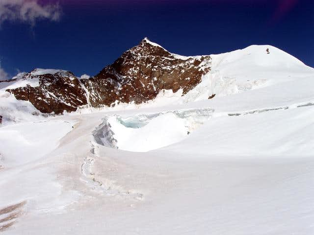 Monte Rosa - Liskamm Est -Italia (09.2005)