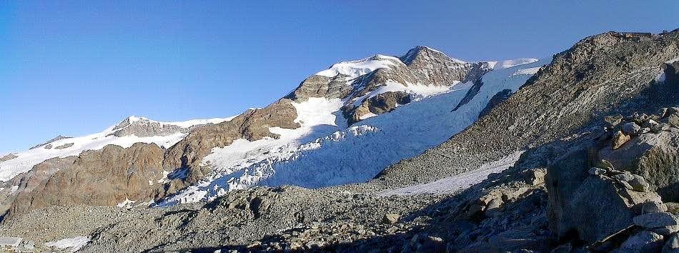 Monte Rosa -  Italia (09/2004)
