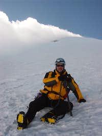 2000' below summit