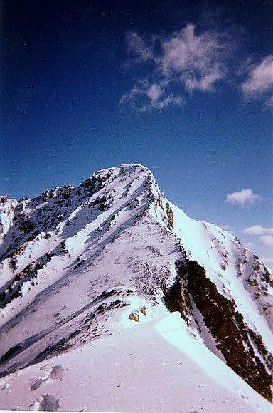 Borah Peak -- The summit...