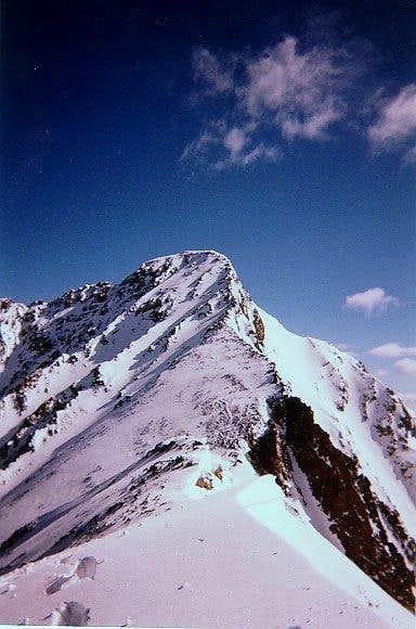 Borah Peak -- The summit...