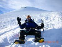 Bryan on the Glacier