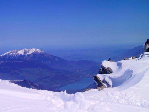 Wildgerst: View to north (Mt....